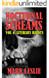 Literary Haunts: Nocturnal Screams: Volume 4