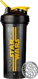 BlenderBottle Star Wars Pro Series Shaker Bottle Stocking Stuffer, 28-Ounce, Trench