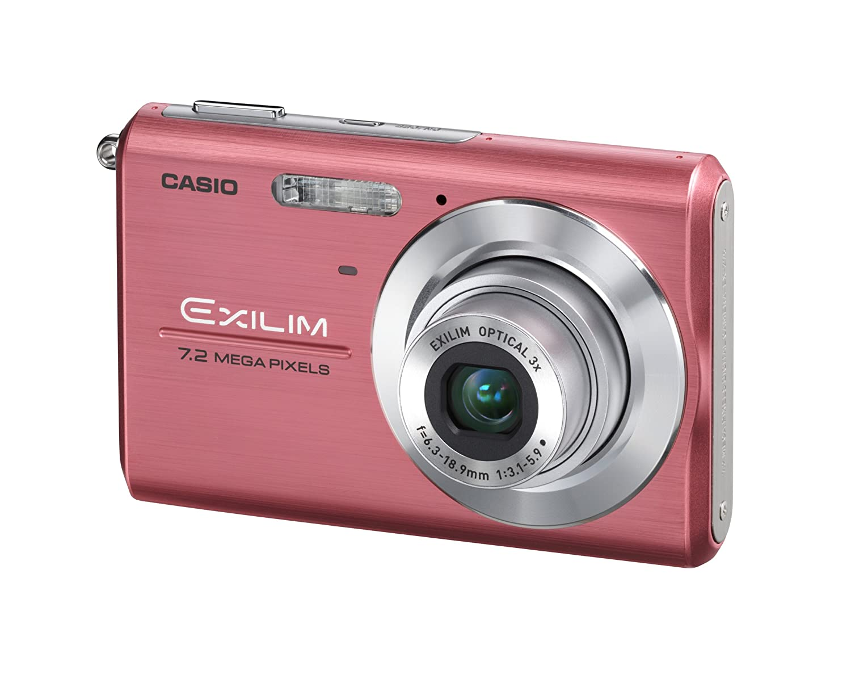 amazon com casio exilim ex z75 7 2mp digital camera with 3x anti rh amazon com Casio Watch Instruction Manual casio exilim camera instruction manual