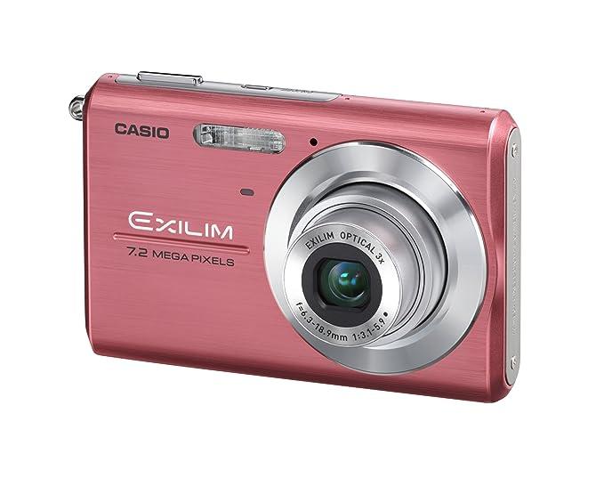 amazon com casio exilim ex z75 7 2mp digital camera with 3x anti rh amazon com Seagull Digital Camera Epson Digital Camera