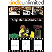 How To Create Stop Motion Animation: Lets learn book cover