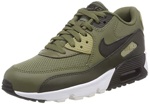 buy popular 3b761 9c205 Nike Air Max 90 Mesh (GS), Scarpe Running Bambino, Multicolore (Medium