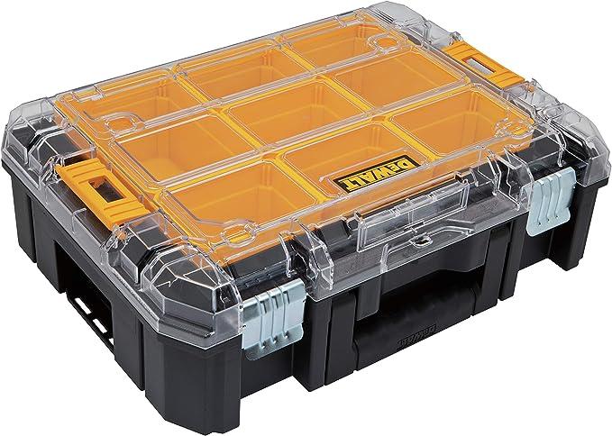DEWALT Tool Organizer, TSTAK Expansion (DWST17805), Clear - - Amazon.com