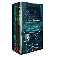 2ª Era de Mistborn - Caixa com Volumes 1, 2, 3 (+ Caderno)