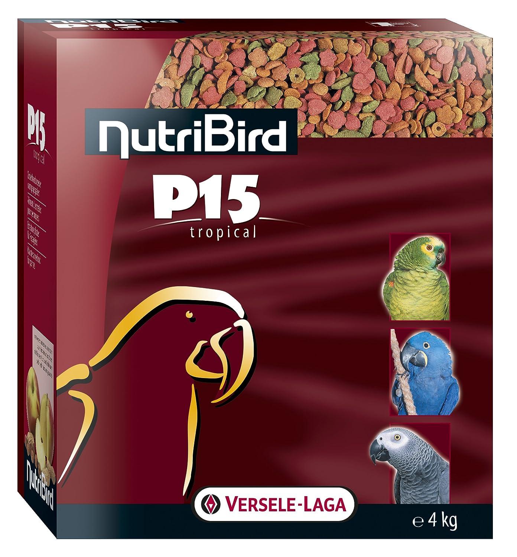 Versele Laga - NUTRIBIRD P15 Tropical - Nourriture pour oiseaux - 1 x 4kg Pro Plan 20219