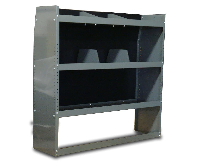 amazon com true racks van shelving storage system 45l x 13d x 44h rh amazon com used cargo van storage shelves Interior Cargo Racks for Vans