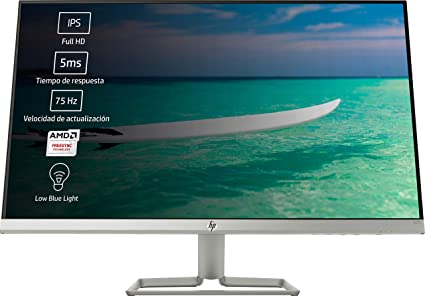 "Image result for LED HP 27"" 27F IPS FHD (VGA,HDMI) 1Y"