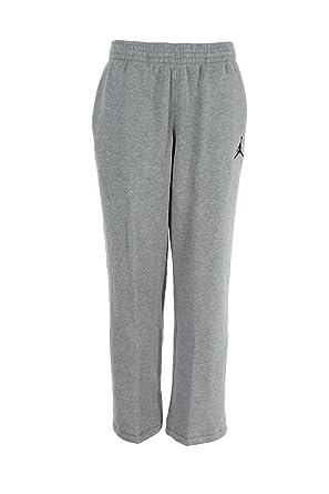 e79151d21ae Nike Men's Jordan Jumpman Brushed Oh Pants Style: 689018-063, Dk Grey  Heather/Black, X-Small: JORDAN: Amazon.ca: Clothing & Accessories