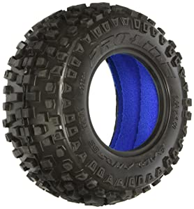 Proline PRO1182-01 Badlands SC 2.2/3.0 M2 Tires, Front/Rear, Medium