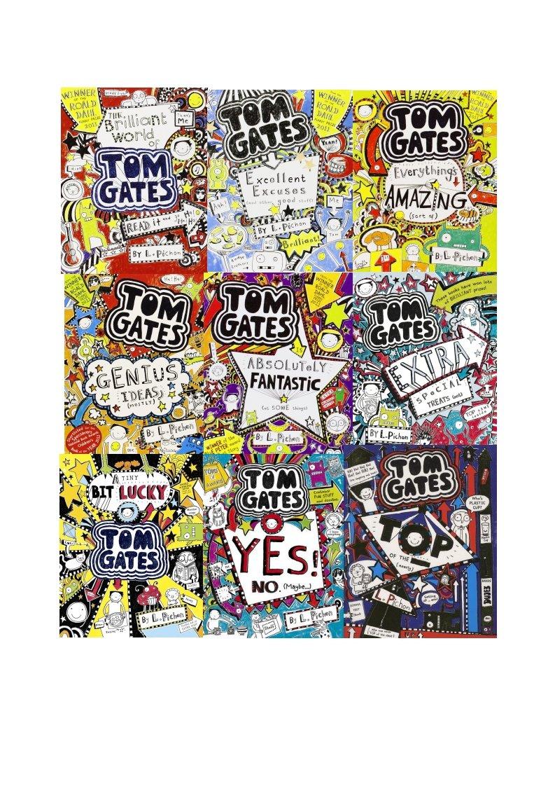 Tom Gates 9 Book Set Special S: Amazon.es: Pichon Liz: Libros en ...