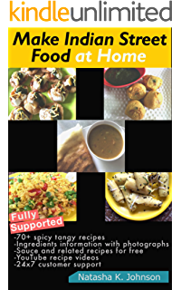 100 exotic food recipes unusual food caribbean food indian food make indian street food at home over 70 authentic spicy indian recipes forumfinder Images