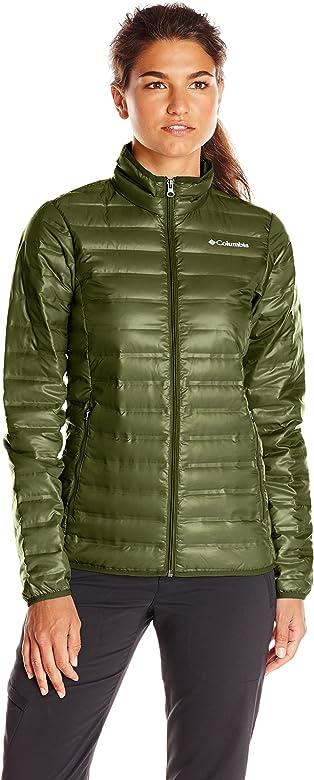 e0ea772dd Women's Flash Forward Down Jacket, Surplus Green, Medium
