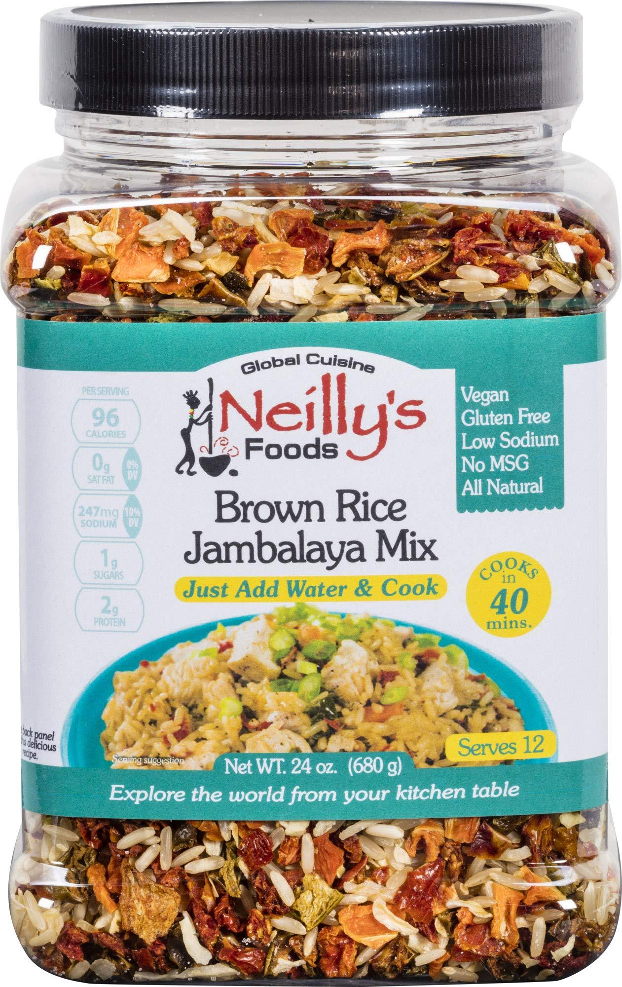 Brown Rice Jambalaya (24oz)