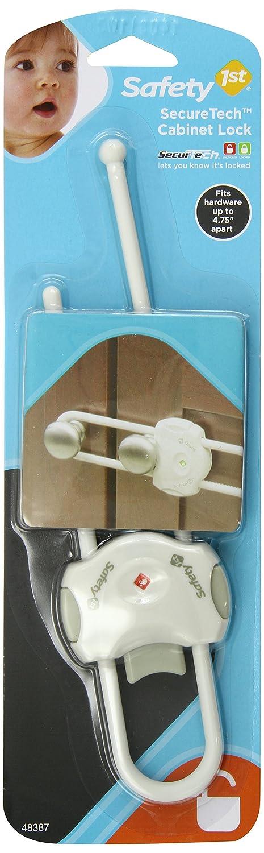 Amazon.com : Safety 1st SecureTech Cabinet Lock : Child Safety : Baby