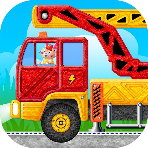 Learning Cars Educational Games for Preschool -