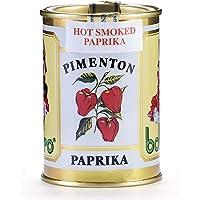 Bolero Hot Smoked Paprika Tin, 90 g