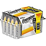Energizer AAA Batteries, Alkaline Power, 24 Family Pack