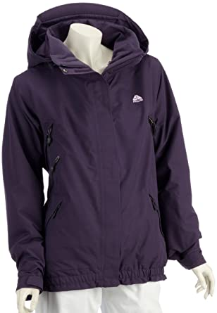 d234b2de89620 Nike Womens ACG Insulated Shell Coat Purple Medium: Amazon.co.uk: Clothing