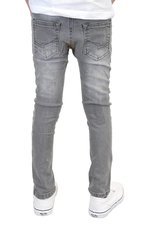 Amazon.com: Pantalones vaqueros de diseño para niños/niños ...