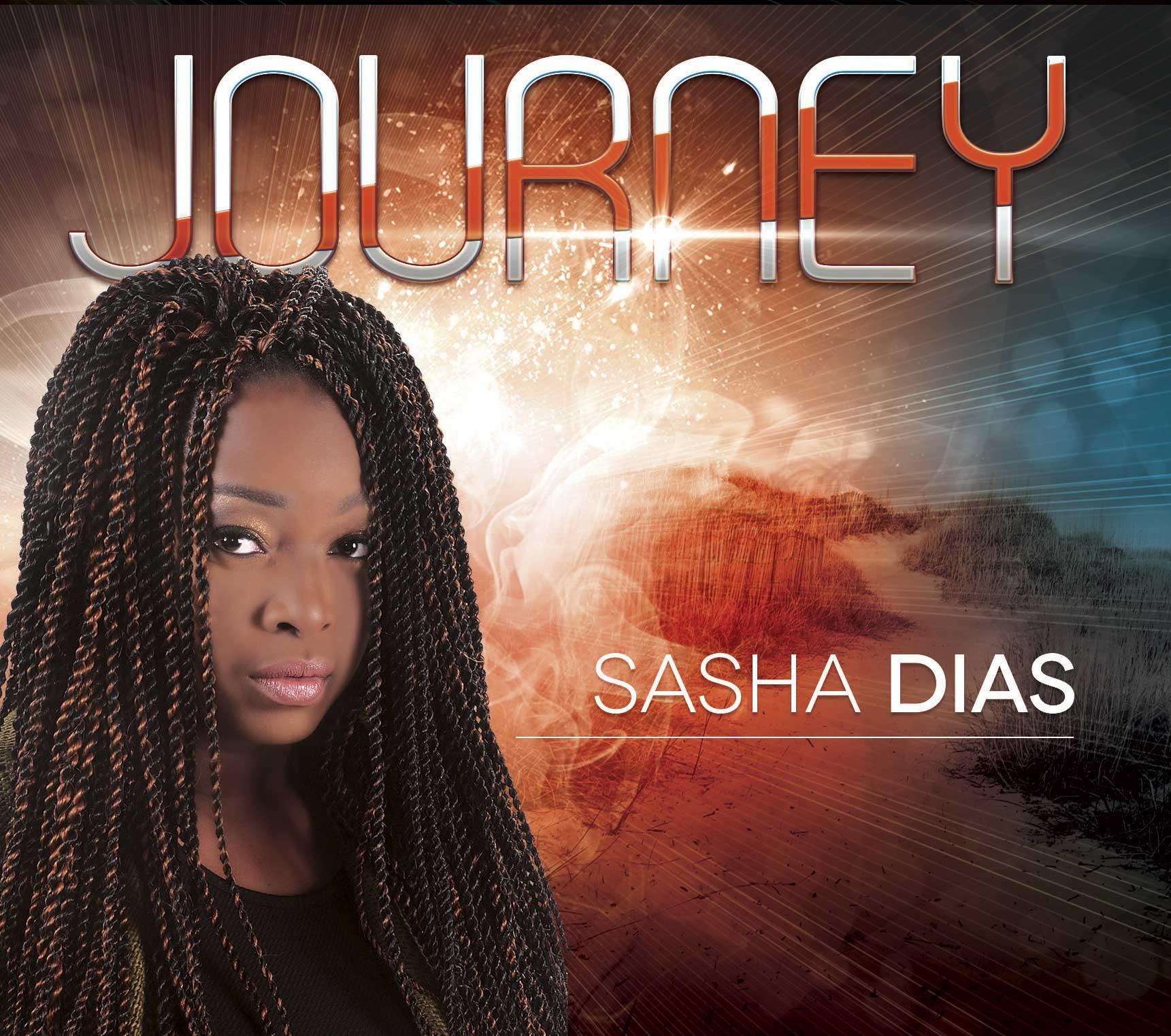 CD : Sasha Dias - Journey (CD)