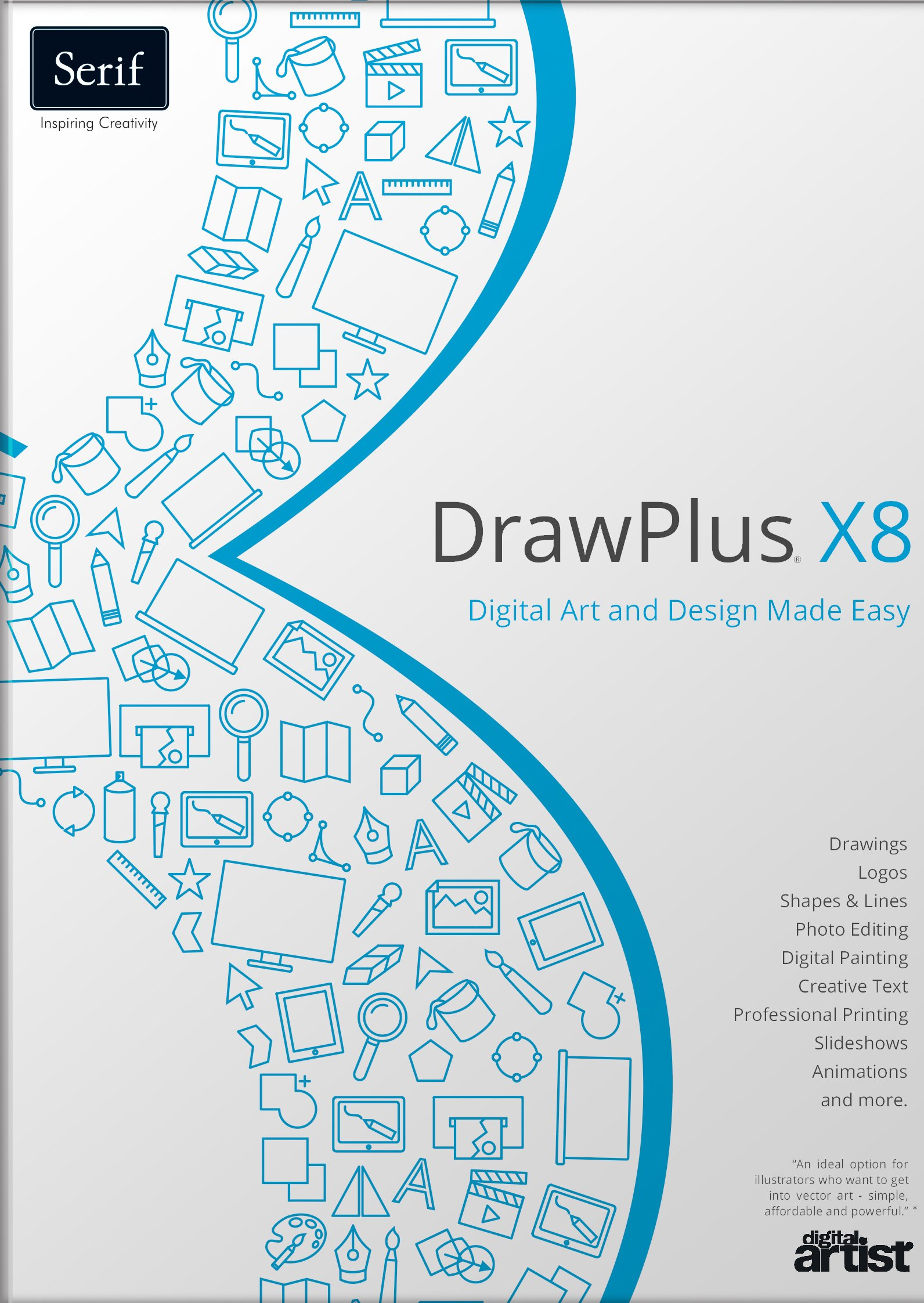 US Serif Software DrawPlus X8 by US Serif Software