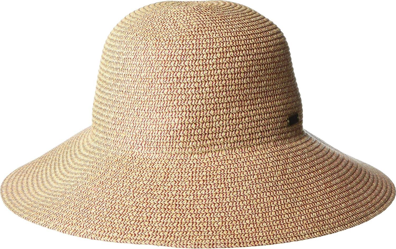 c43c195ccf8c04 Betmar Women's Gossamer Auburn Sand One Size at Amazon Women's Clothing  store: