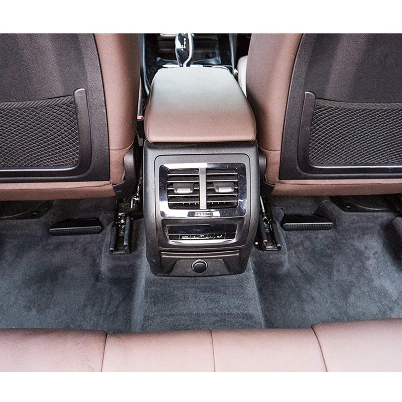 LFOTPP Auto Air Vent Cover per X3 G01 Sedile Posteriore Climatizzatore Outlet Cover 2 Pezzi