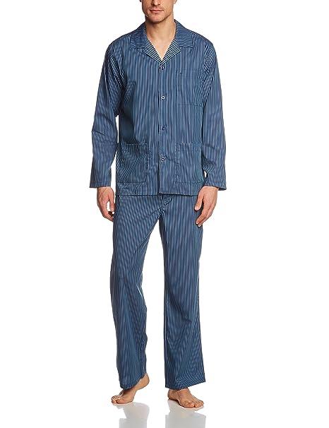 Seidensticker Lang, Pijama De Dos Piezas para Hombre: Amazon.es: Ropa y accesorios