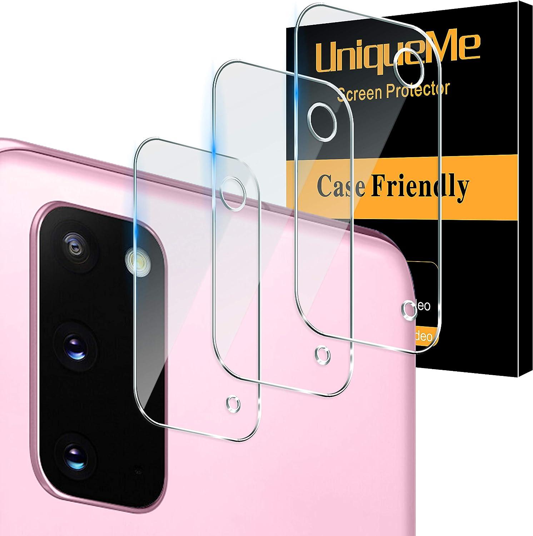 Protector de pantalla Samsung Galaxy S20 (3 unidades)