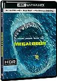 Megalodón 4k Uhd [Blu-ray]
