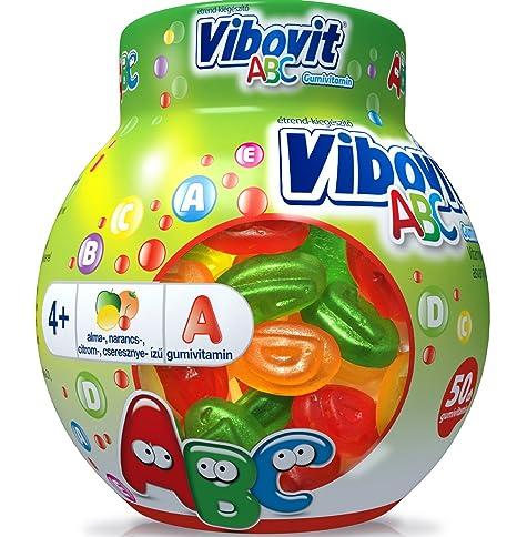 Vibovit Abc gominolas para niños de 4 a 12 años