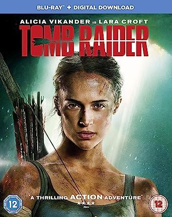 Tomb Raider Blu Ray 2018 Amazon Co Uk Alicia Vikander