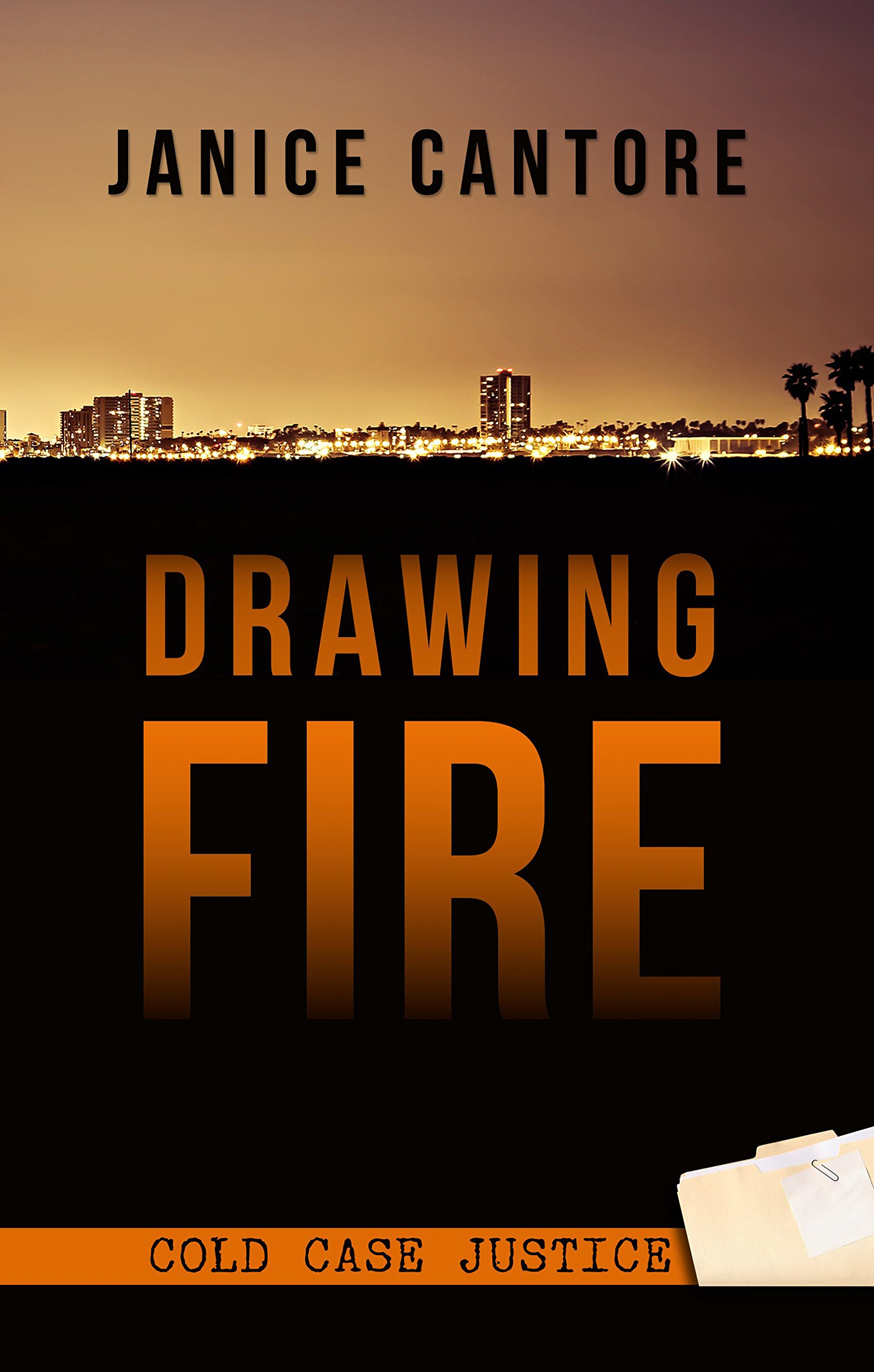 Drawing Fire (Cold Case Justice) pdf