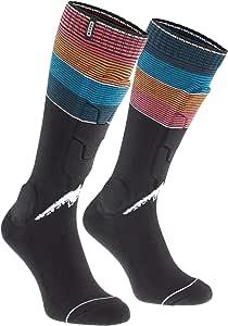 color negro y gris color Negro 2020. Calcetines para bicicleta Ion Scrub 2020 tama/ño 39-42
