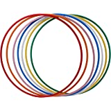 Hoopomania® Hula Hoop Rohling, HDPE-20mm, Ø60/70/80/90/100cm, farbig