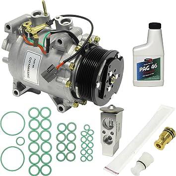 Kit de compresor y componente universal para aire acondicionado KT 1031