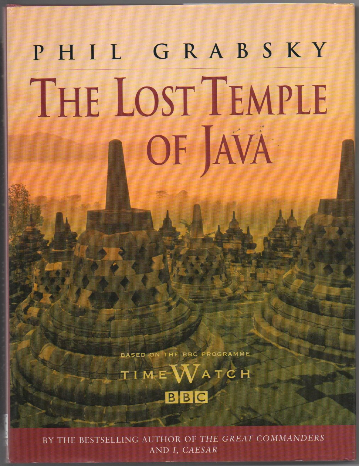 The Lost Temple Of Java  History Journey's Into The Past