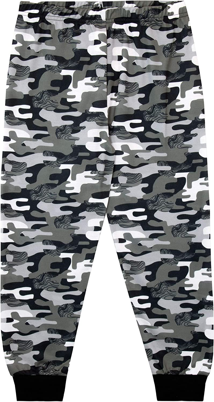 Harry Bear Boys Pyjamas Camouflage Skull