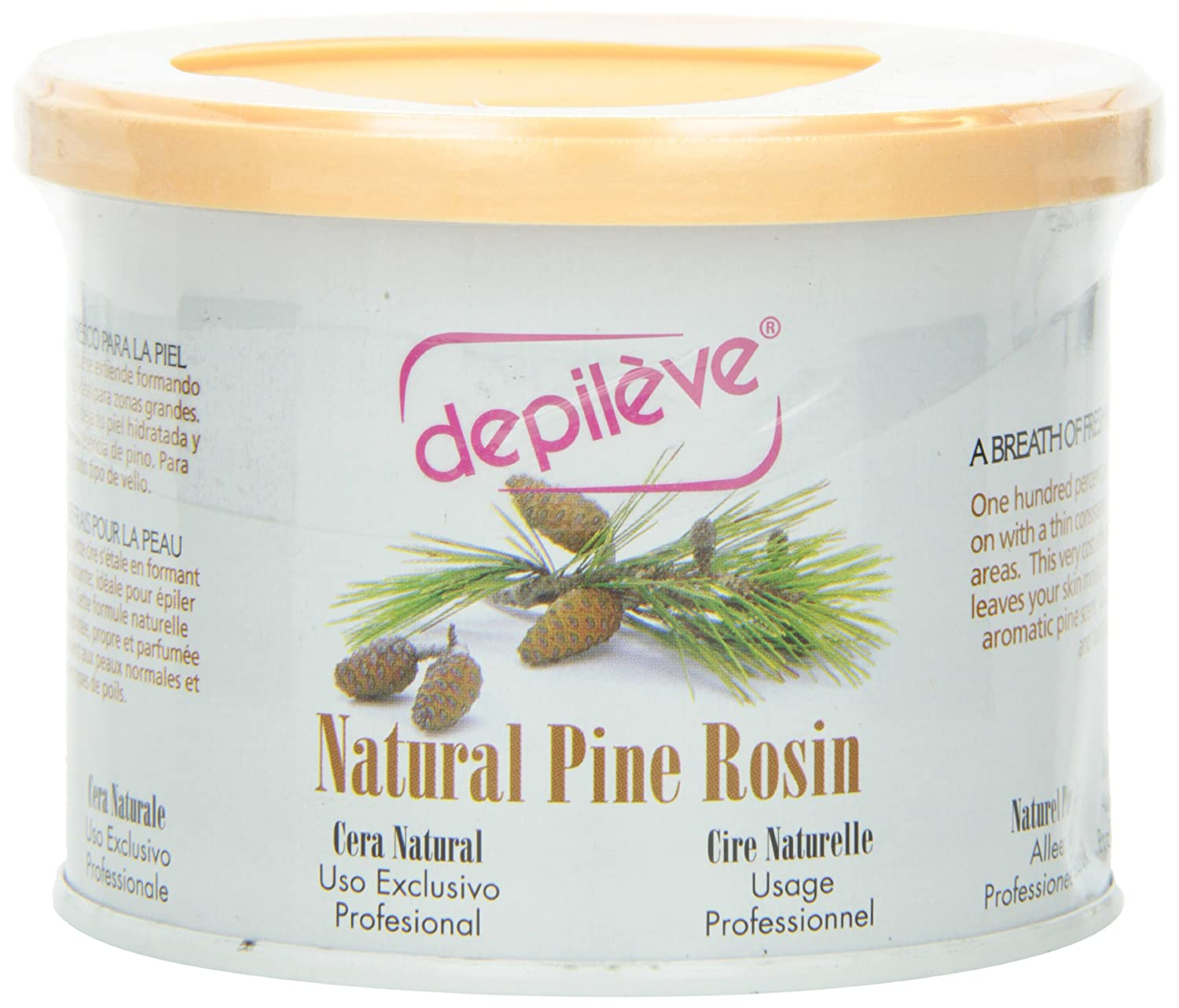 Depileve Natural Pine Rosin 4706