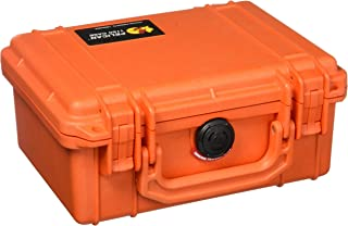 product image for Pelican 1150 Camera Case With Foam (Orange)