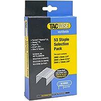 Tacwise 1095 nietjes- Selectieverpakking type 53, 6/8/10 mm - 2.000 stuks