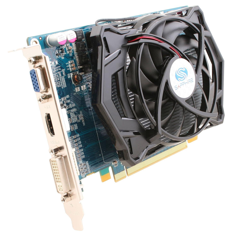 Sapphire Radeon HD4670 1 GB DDR3 VGA/DVI/HDMI Tarjeta de ...