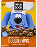 Blue Dog Bakery Natural and Low Fat Dog Treats, Pack of 6