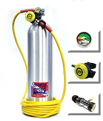 Amazon com : Kayak Diver Regulator Kit 50 Foot Hose DXD Reg