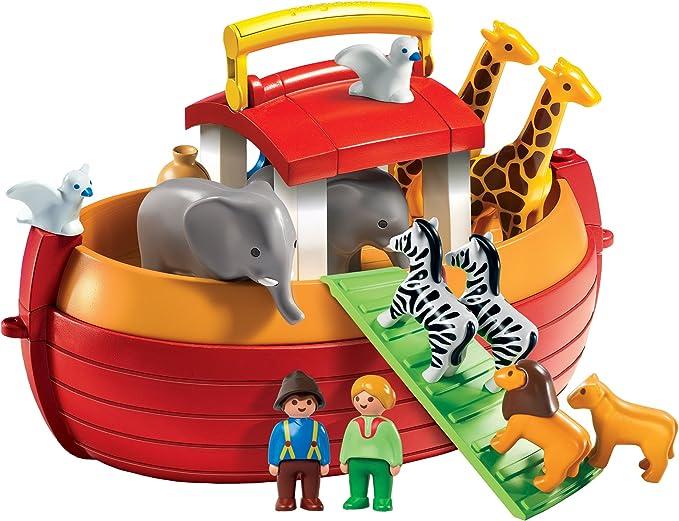 Playmobil 1.2.3 - Arca de Noè