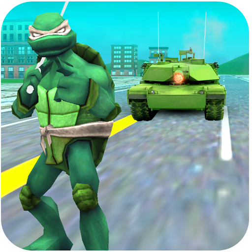 Turtle Hero Ninja Warrior: Tank Attack: Amazon.es: Appstore ...