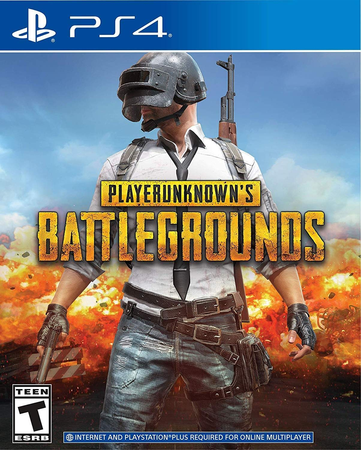 Amazon Com Playerunknown S Battlegrounds Playstation 4 Sony