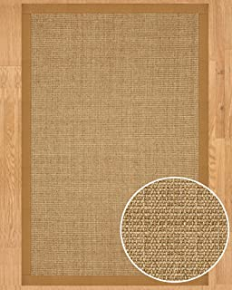 natural area rugs banfield collection 2 feet by 3 feet handmade sisal rug sage - Natural Area Rugs
