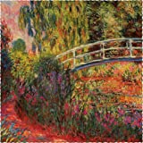 Wooden Puzzles For Adults 172 Piece Wooden Jigsaw Puzzle Springtime By Claude Monet