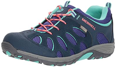 Merrell Toddlers Chameleon Low Lace Waterproof Athletic Trail Hiking Shoes 11 Buy One Give One Clothing, Shoes & Accessories